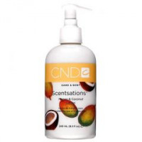 "CND Scensations Mango & Coconut Lotion 245 ml Лосьон для рук и тела ""Манго и кокос"""