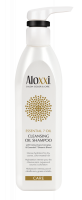 Очищающий шампунь «7 масел» «Aloxxi Essential 7 Oil Cleasing Oil Shampoo» 300 ml