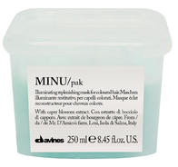 DAVINES MINU/hair mask - Восстанавливающая маска для окрашенных волос 250мл