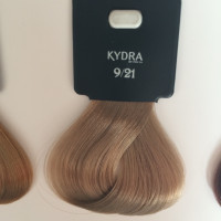 КРАСКА KYDRA 9/21 VERY LIGHT PEARL ASH BLONDE TRES CLAIR IRISE CENDRE