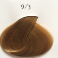 Краска Kydra Сreme 9.3 Very Light Golden Blonde Tres Clair Dore 9/3