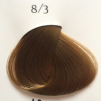 Kydracreme № 8.3 Blond Clair Dore Kydra 8/3 Light Golden Blonde 60 мл