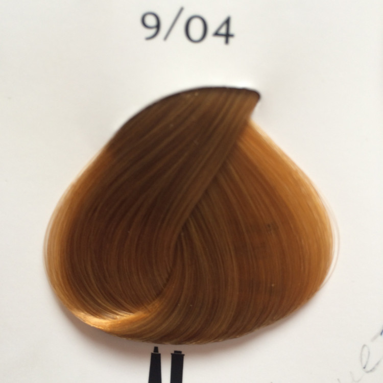 Kydra Сreme 9.04 Very Light Natural Copper Blonde Tres Clair Naturel Cuivre 9/04